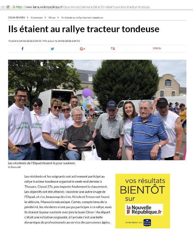 Finish tracteur tondeuse 1
